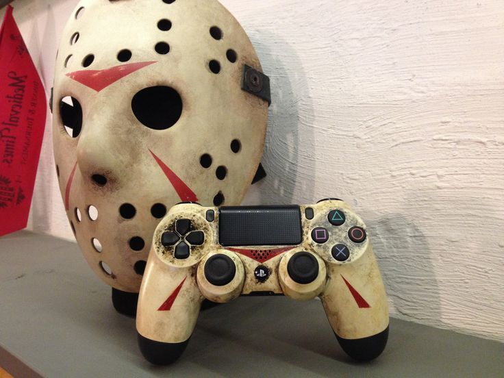 How to make a jason ps4 controller jason voorhees ps4