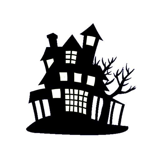 Download FREE SVG haunted house | Cricut halloween, Haunted house ...