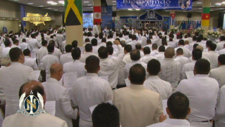 Presentación Apostólica on Livestream