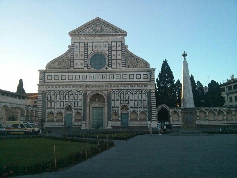 Iglesia de Santa María Novella #EuropeosViajeros #Florencia #Firenze #Italia #Italy #Europe #Viaje #Travel #Turismo #Tourism