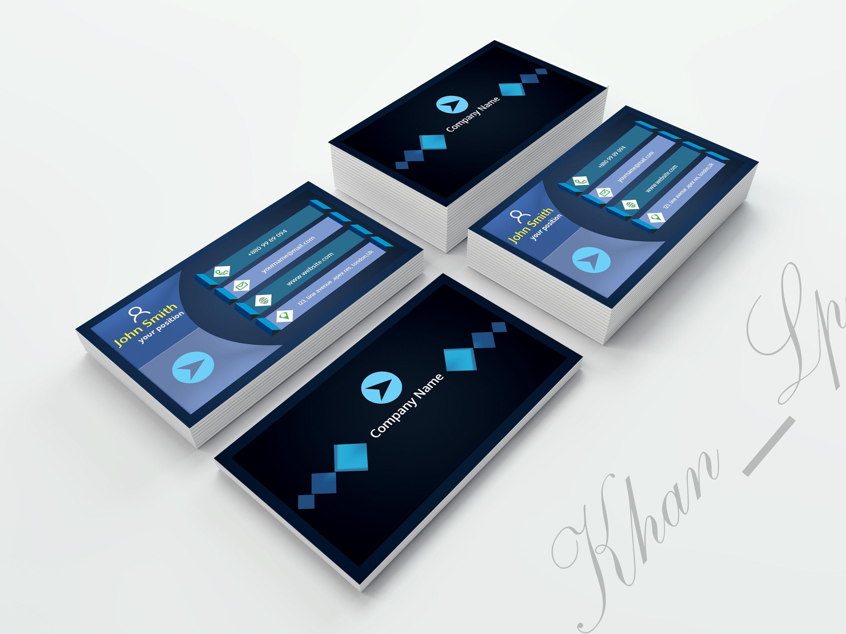 khan_lp\'s public profile on   Business cards