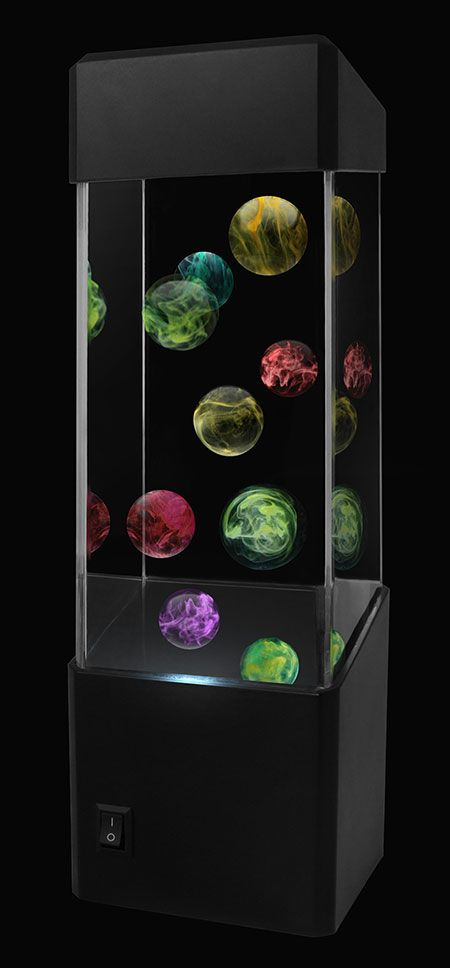 Sensory Integration Room Design: Marble Lamp By Fascinations - $22.95