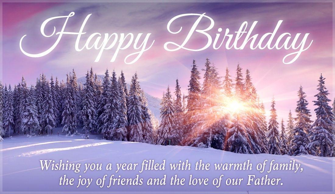 DaySpring Ecards in 2020 Christian birthday wishes