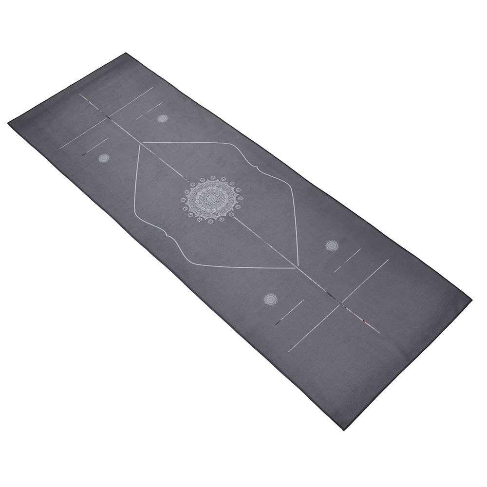 Choose Your Design Peace Yoga 100/% Microfiber Hot Yoga Mat Towel for Exercise /& Pilates