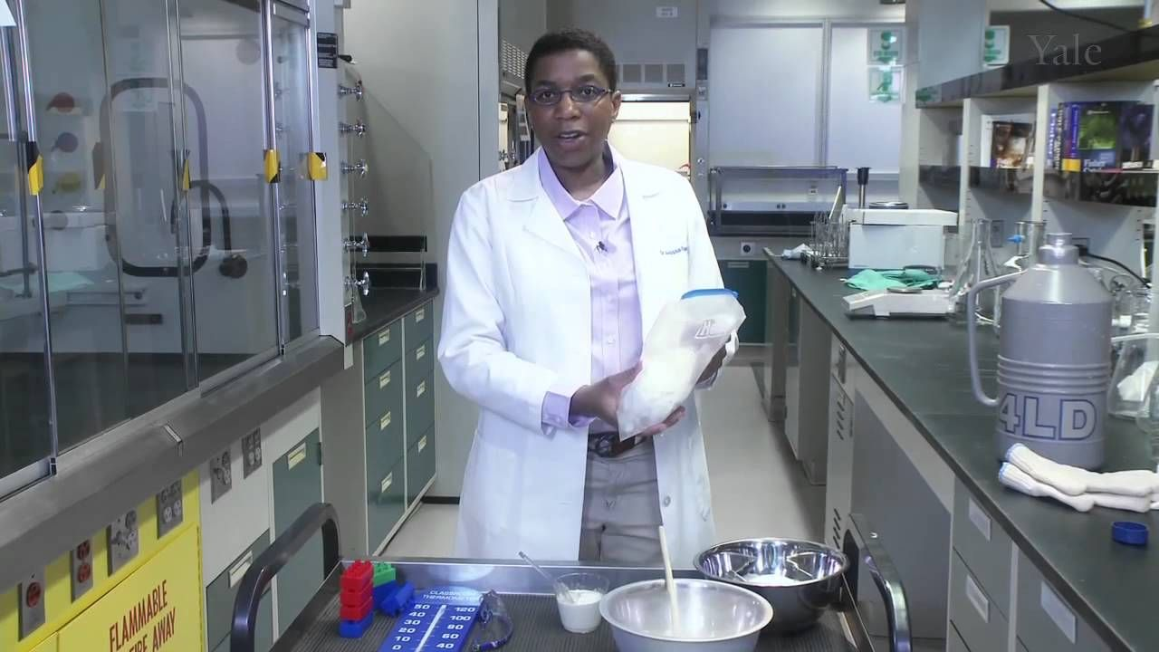 In This Segment Dr Ainissa Ramirez Describes The Science Behind
