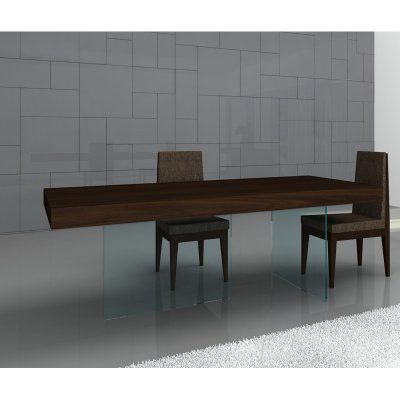 J M Furniture Float Dining Table 17699 T Durable Products