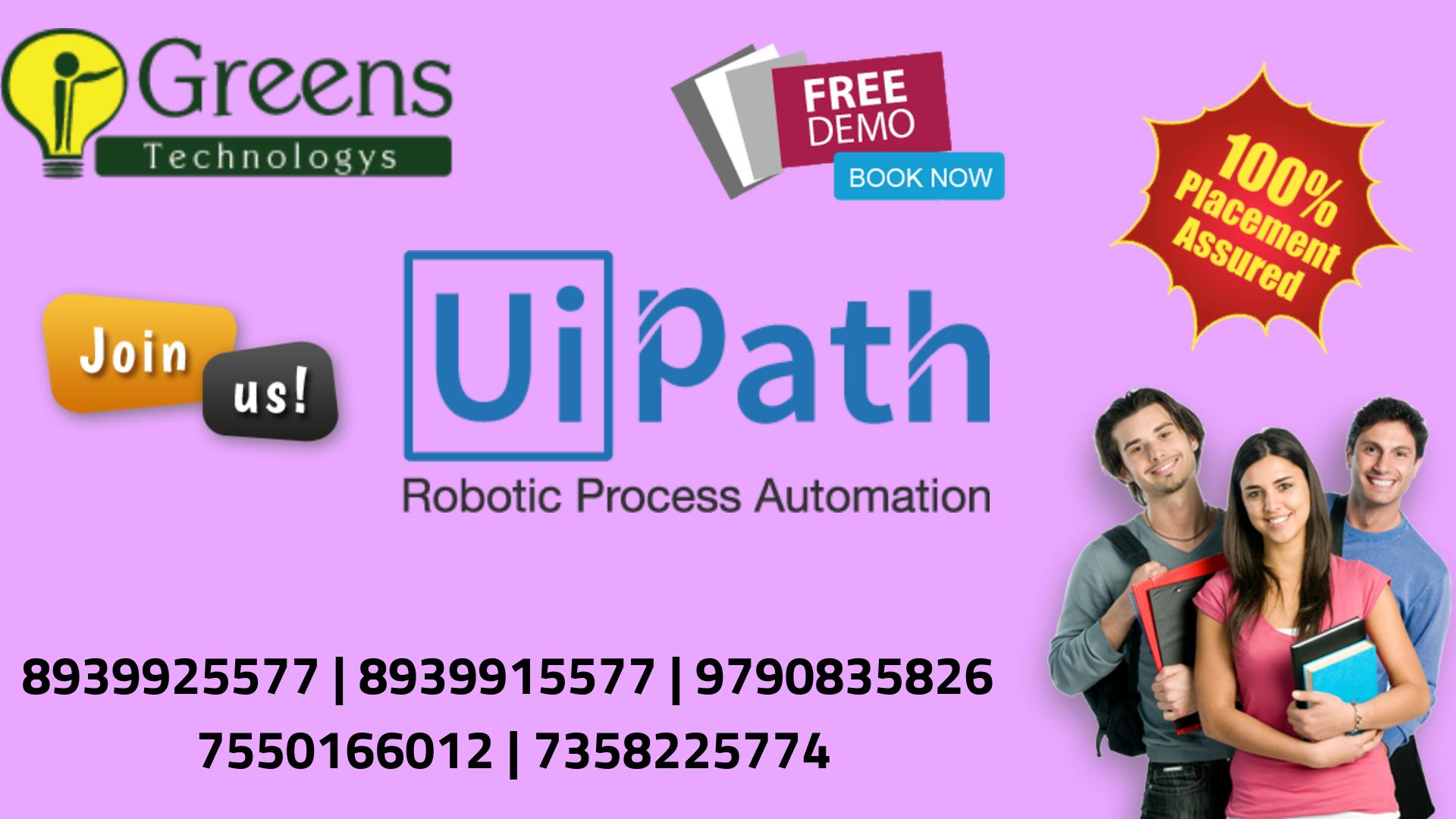 UiPath Training in Chennai   UI path   Train, Classroom