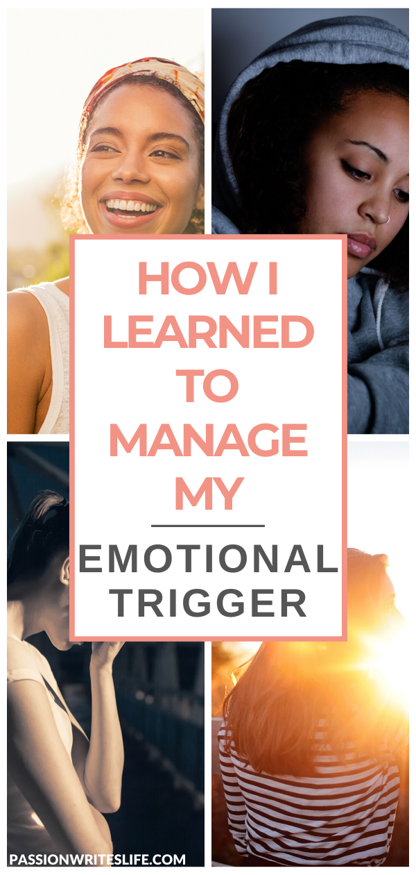 How I Learned to Cope with my Biggest Emotional Trigger #emotionalcontrol My emotional triggers were affecting my personal relationships until I learned how to cope with them. If you deal with emotional triggers, there are few things you can do to maintain emotional control in a triggering situation.  #emotionaltriggers #managingtriggers #emotionalhealing #traumarecovery #emotionalcontrol