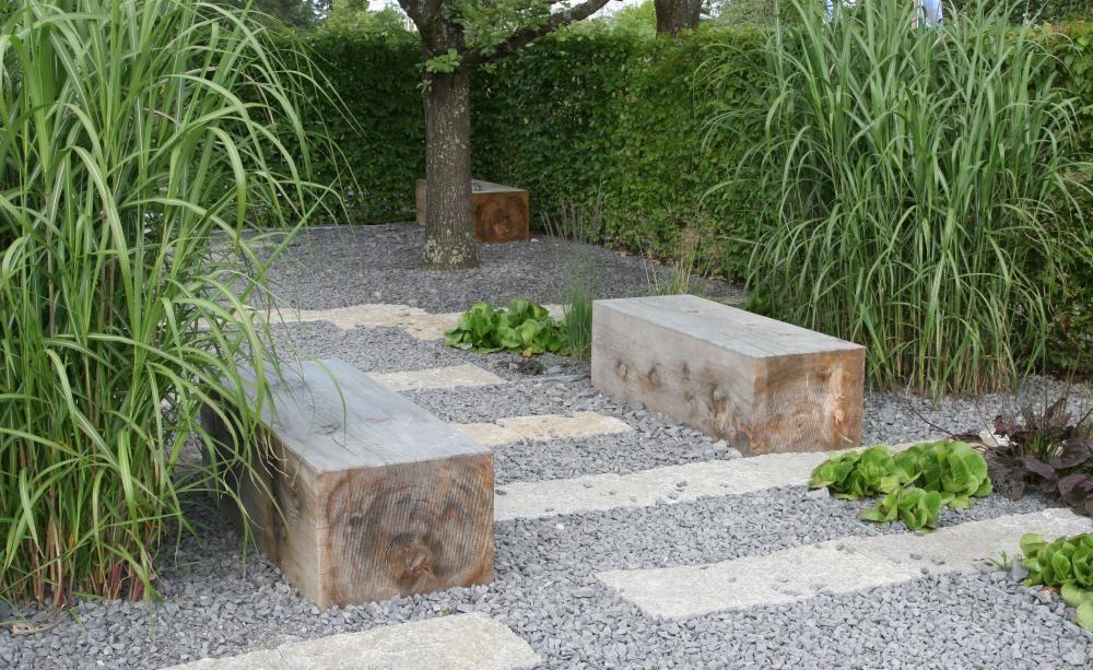 GroB Ideen Für Den Kiesgarten