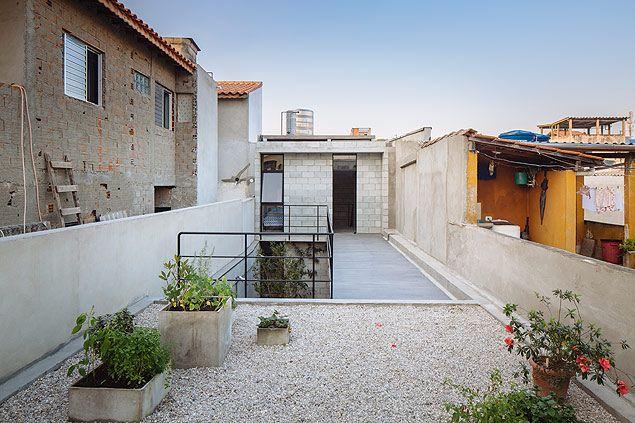 Casa na Vila Matilde premiada pela Bienal Iberoamericana de Arquitetura e Urbanismo
