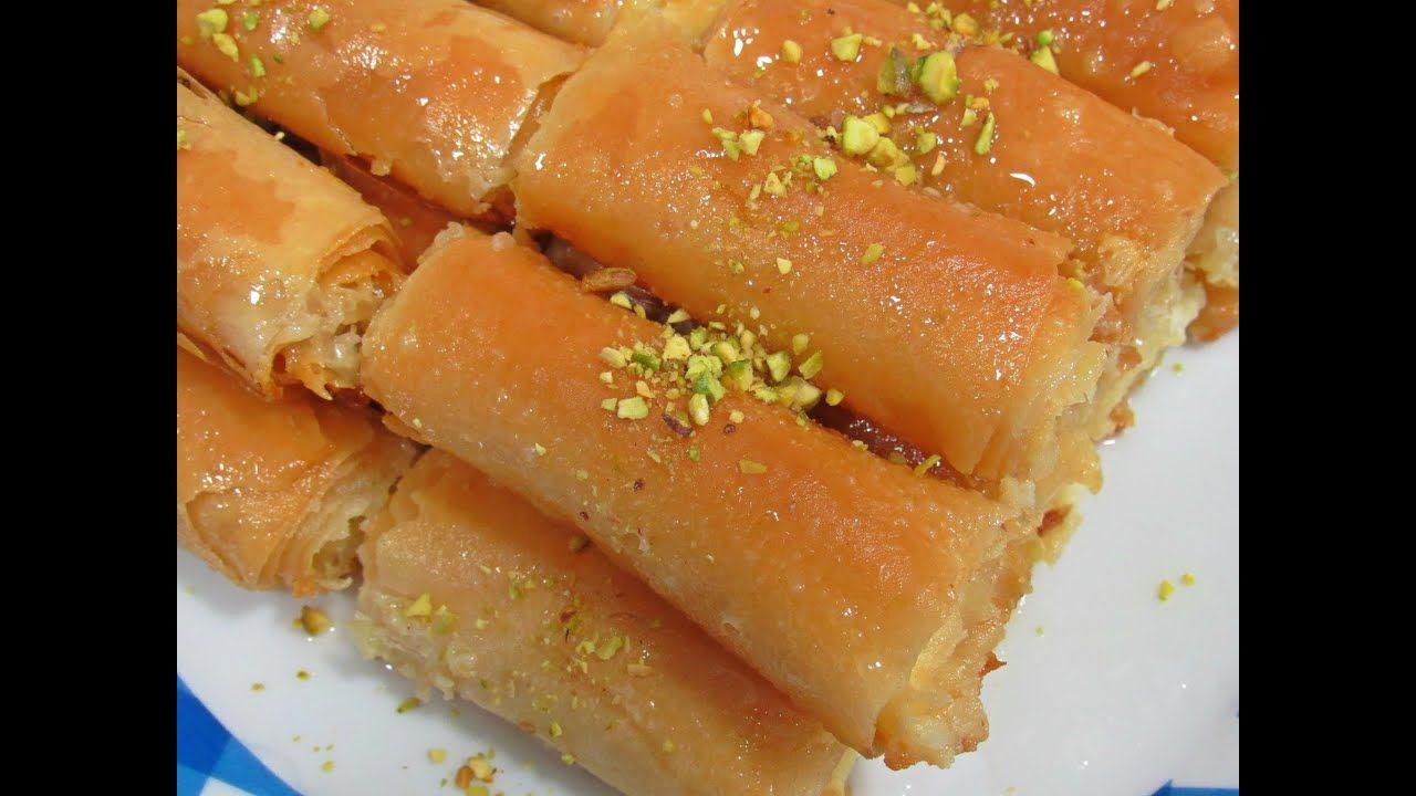 زنود الست باسهل طريقة من الالف الى الياء ومقاير متوفرة وبسيطة حلويات رمض Food Meat Fish