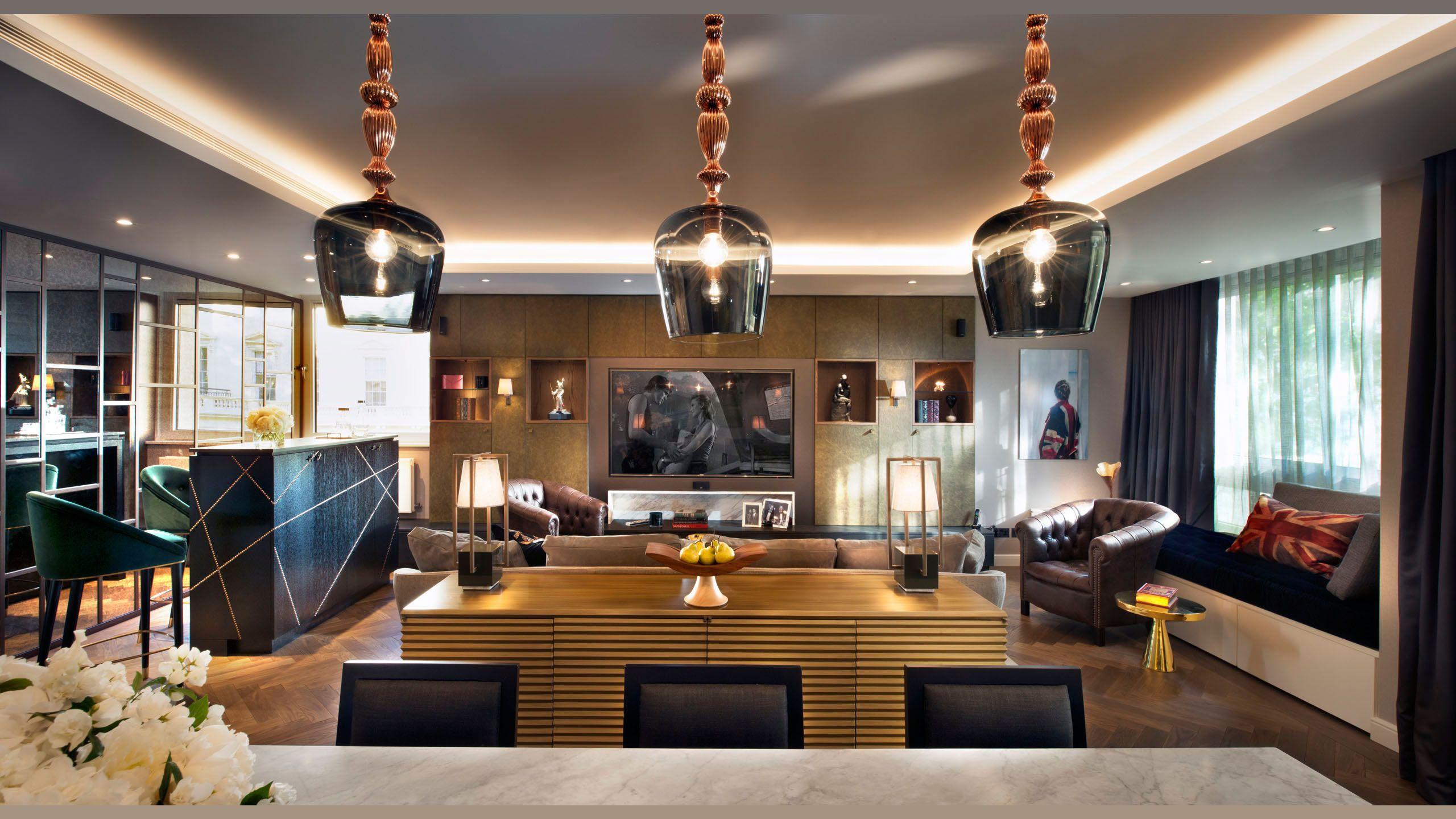 TG Studio Carlton House Terrace SW1Y House design