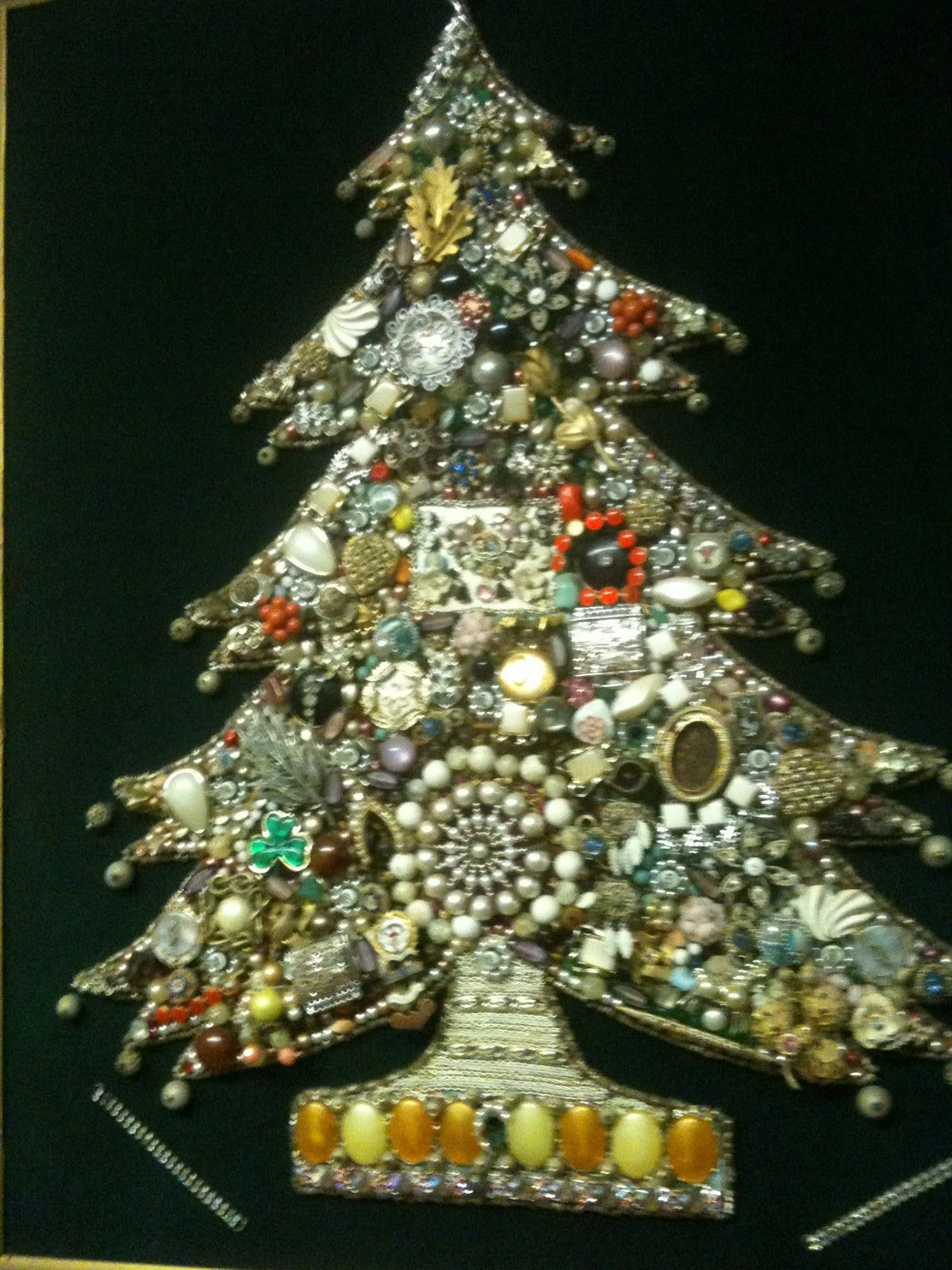 texas christmas idea trees | DecRenew Interiors: Jeweled Christmas ...