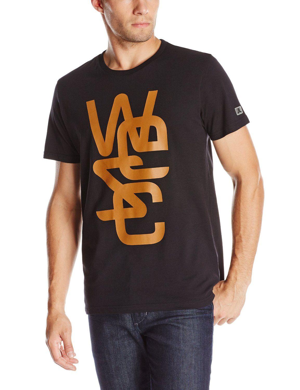 WESC Мужская футболка наложения: Amazon.de: Спорт & Отдых
