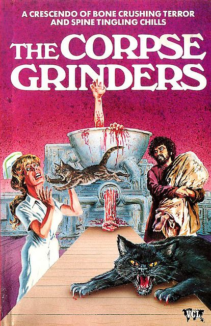 THE CORPSE GRINDERS VHS by retro-space, via Flickr