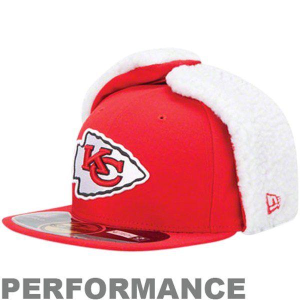 004665dd3df New Era Kansas City Chiefs Dog Ear Hat
