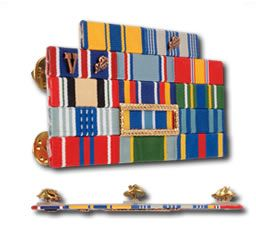 Build Your Ribbons Rack Medals Of America Military Ribbons