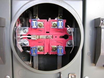Pin On Electric Meter Box