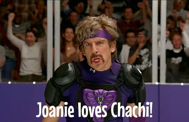 Image result for joanie loves chachi dodgeball gif
