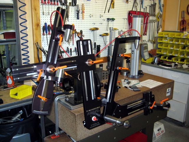 bicycle frame jigs are used in production and hobbyist environments to assemble the tubes to build