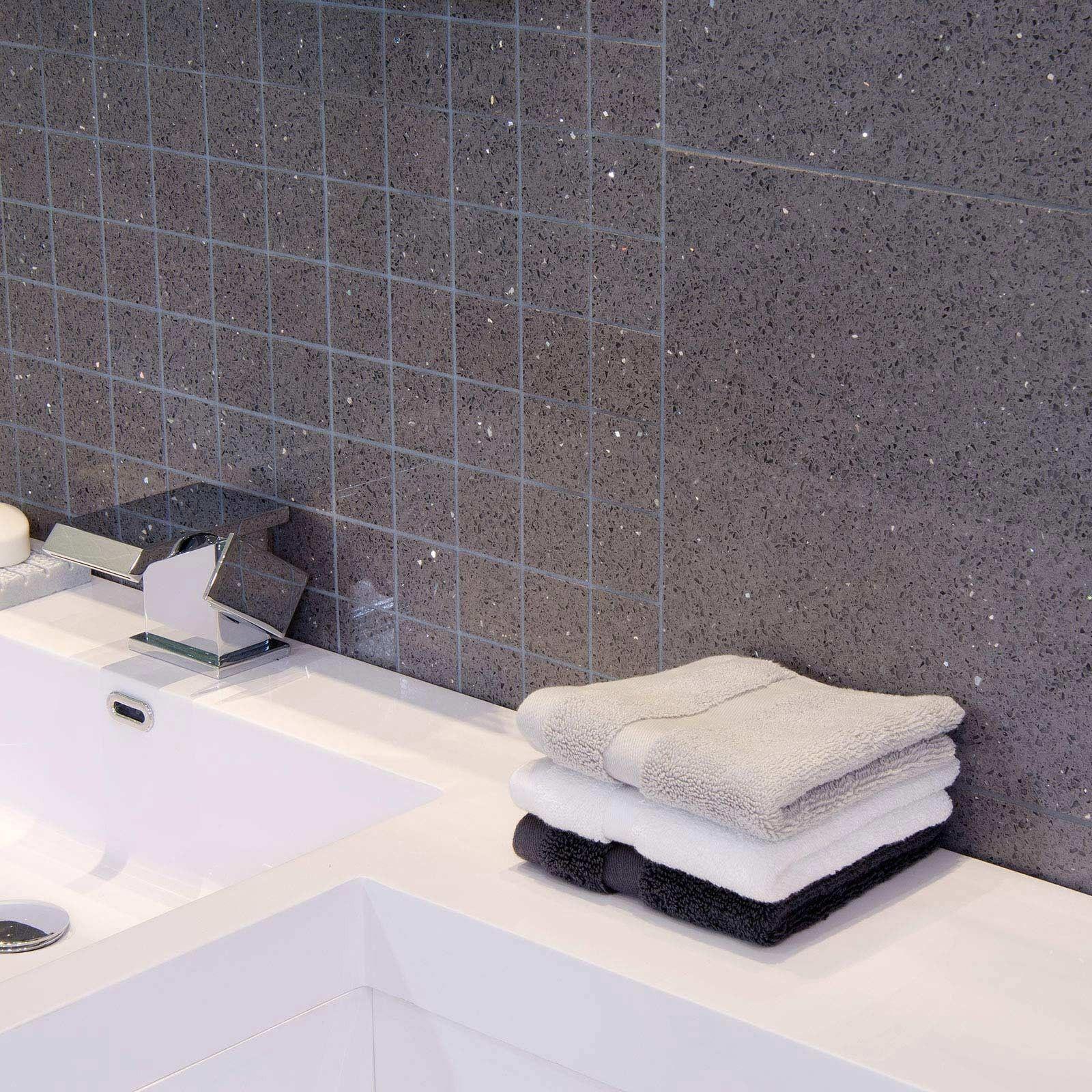 Gemstone Grey Wall And Floor Tile