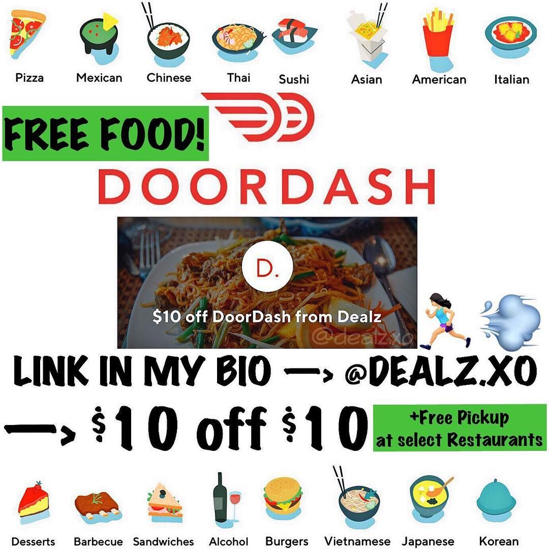 New The 10 Best Food With Pictures Doordash 10 Off 10free Food Lock In Those Credits Link In My Bio Deal Free Food Alcohol Burger Mom Coupons