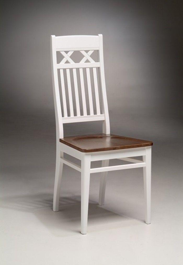 Björkman jatkettava pyöreä pöytä - 110 +38 cm + 4 tuolia