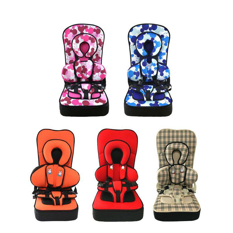 5 Tipo De Color Espesar Bebe Nino Asientos De Coche De Seguridad
