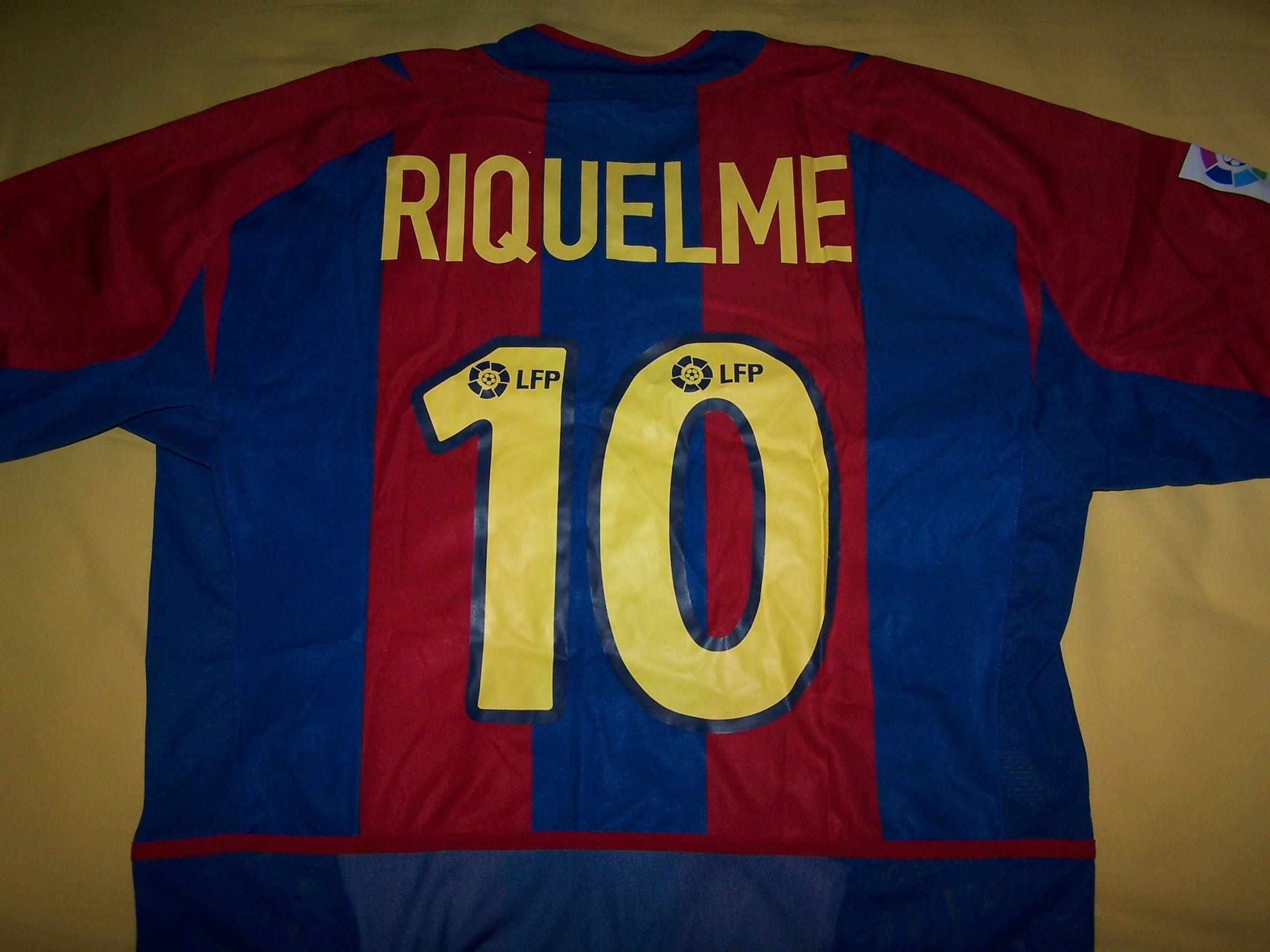 La 10 de uno de los mejores jugadores del fútbol argentino de todos los tiempos. El último 'romántico'. Juan Román Riquelme.