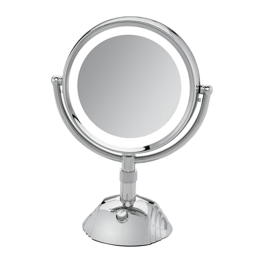 Conair Telescopic Makeup Mirror With Light Makeup Mirror With