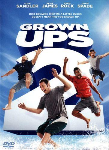 Grown Ups 2 Includes Digital Copy Dvd 2013 Filmes Gente
