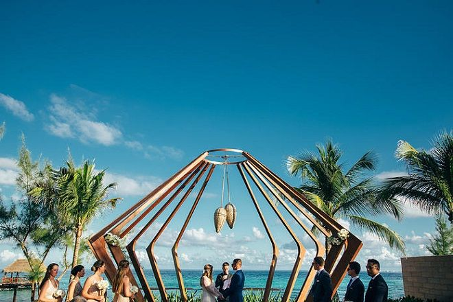Azul Fives Luxe Destination Wedding Riviera Maya