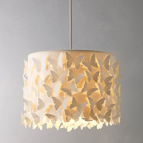 Buy John Lewis Easy To Fit Harriet Ceiling Shade Online At Johnlewis.com