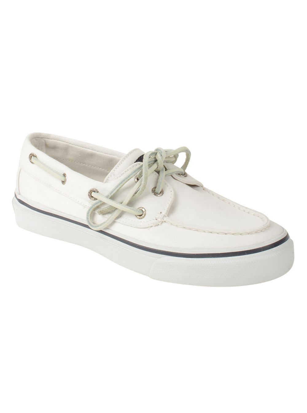 Sperry top sider men, White boat shoes
