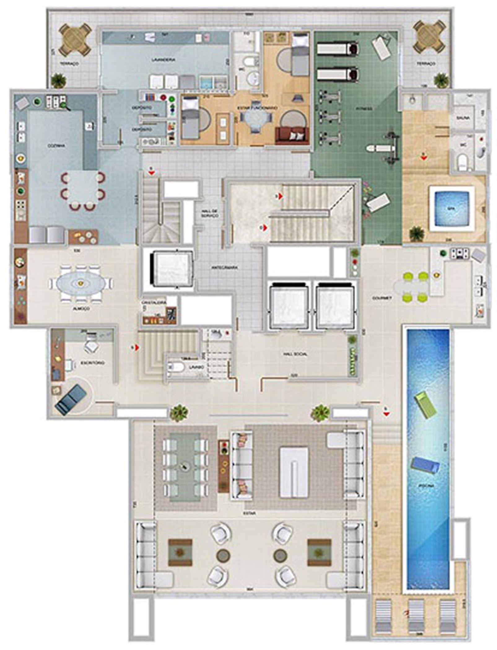 Pin De Mohd Ghamdi Em مخطط هندسي منازل Plantas De Casas