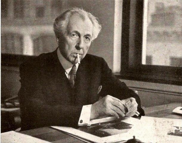 Frank Lloyd Wright Med Bilder