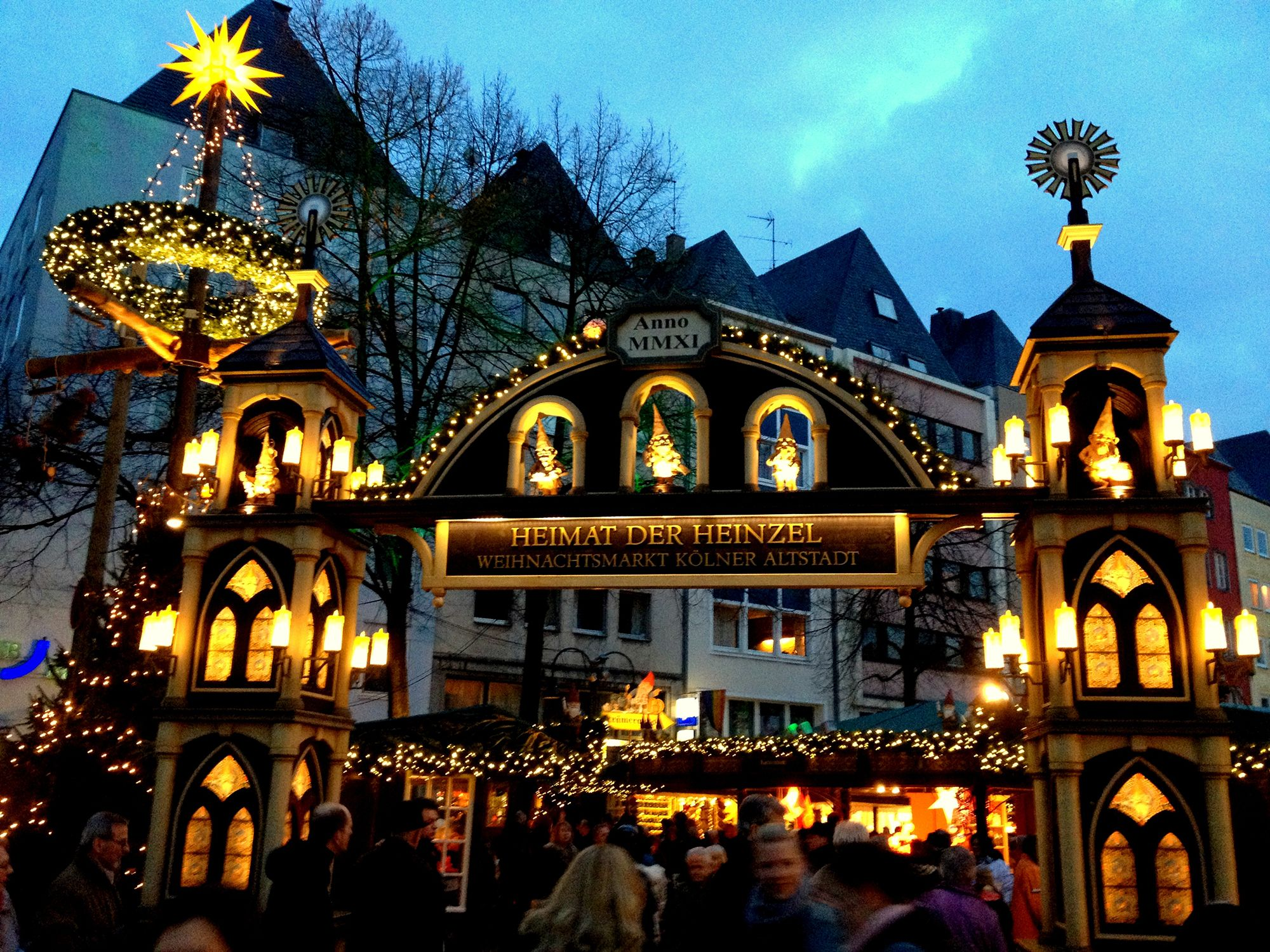 The 5 Absolute Best Cities for Christmas Markets in