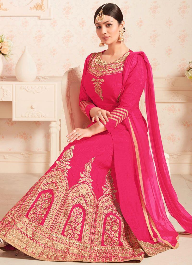 A premium collection of indian designer lehenga choli order this