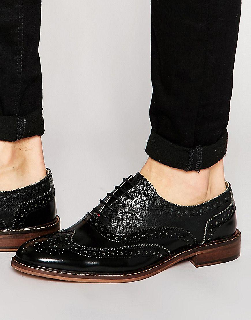 19c61dde Zapatos Oxford estilo Derby Niles de Kurt Geiger | LIKE ME ...