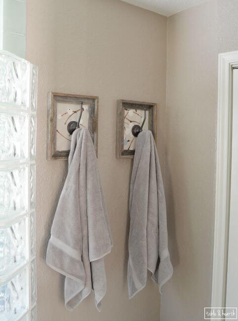 What A Cool Way To Snazz Up A Simple Hook Just A Bit Of Fabric A