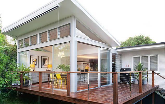 Home Extension Idea 2 Add A Deck