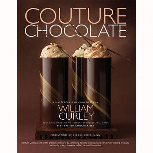 National Chocolate Week! Win a Couture Chocolate cookbook. Impress everyone with your chocolate skills with a little help from this beautiful book. Offer ends 17th October 2016.