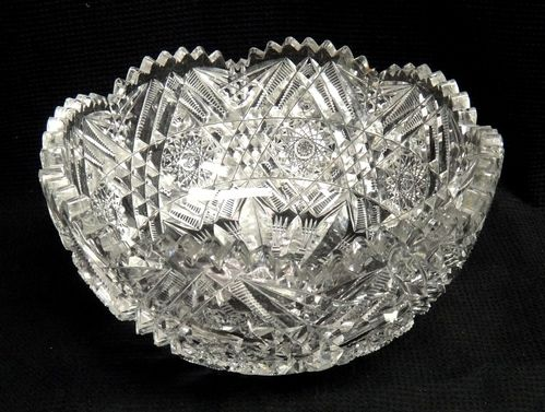 Pin On American Brilliant Cut Glass Antiques What I Love To