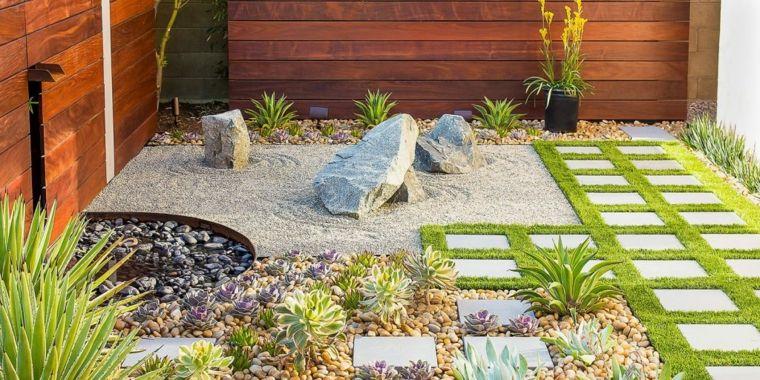Jardines zen exteriores - consejos especializados en paisajismo - jardines zen