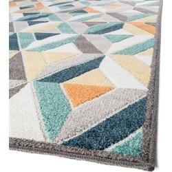 Photo of alfombra de interior y exterior benuta Summer Multicolor 100×150 cm – para balcón, terraza y jardín benuta