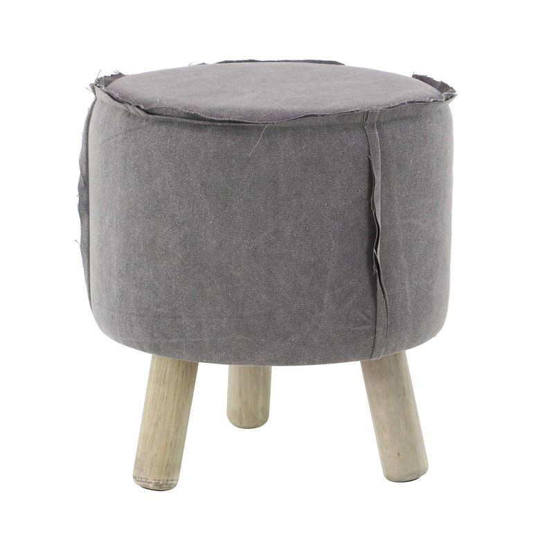 Awe Inspiring Taj Cottage Ottoman In 2019 Round Footstool Cushion Squirreltailoven Fun Painted Chair Ideas Images Squirreltailovenorg