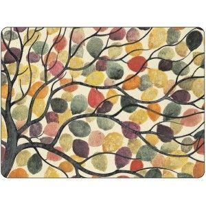 Dancing Branches. Set de table 40,1 x 29,8 cm (par 4) - Pimpernel ...