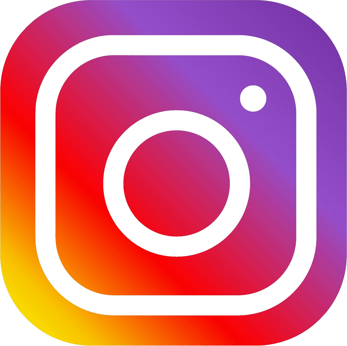 Instagram PNG icon image with transparent background