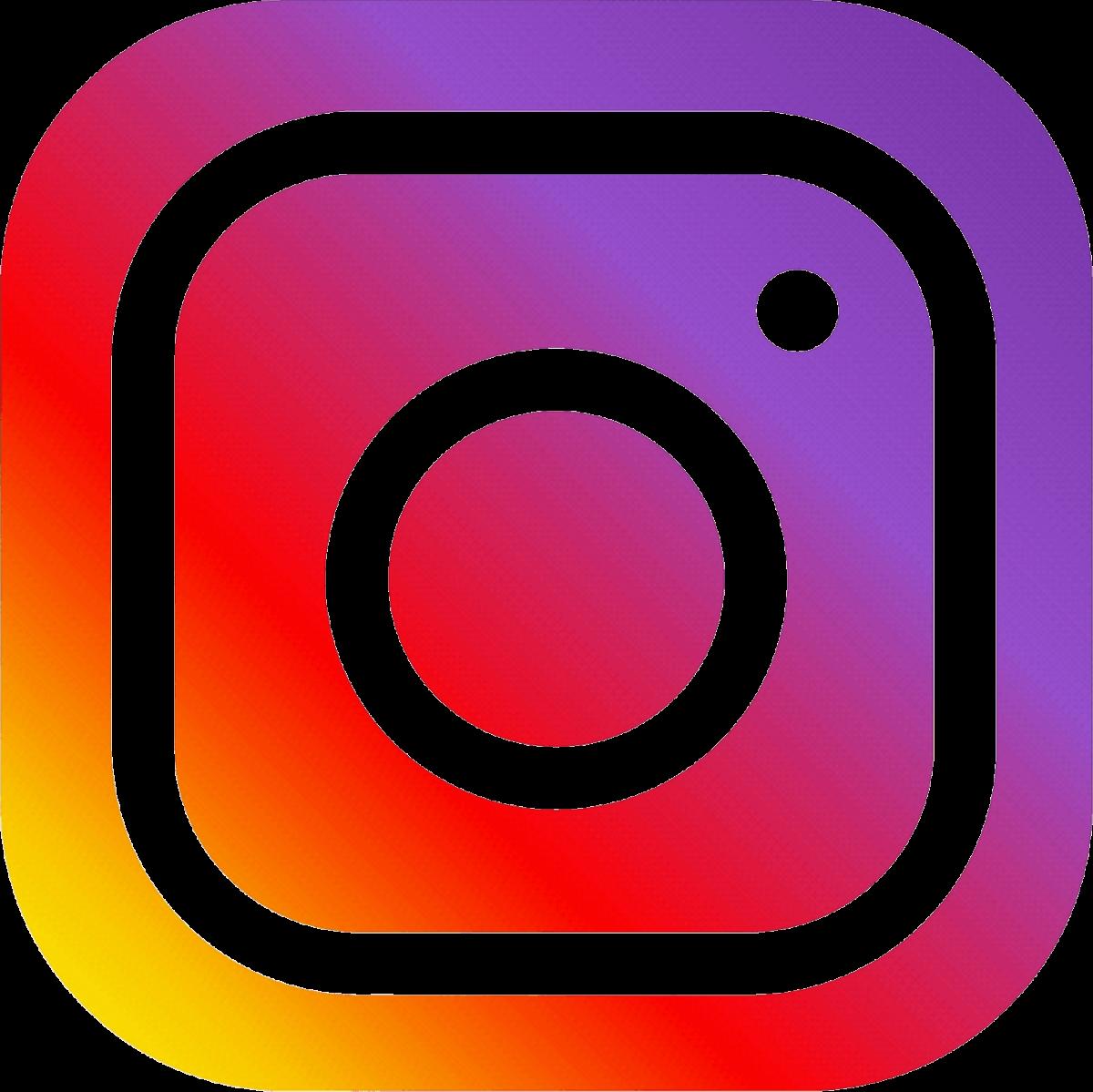 THE NEW INSTAGRAM LOGO 2020 PNG Instagram logo, New