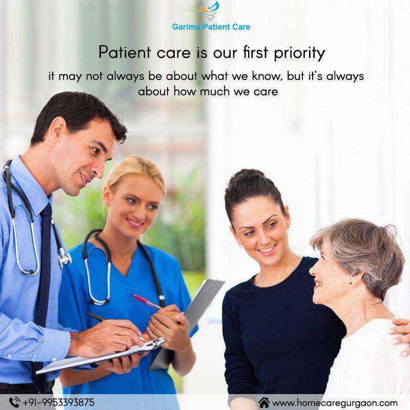 Nursing Care Nursing Care Services Garima Patient Care